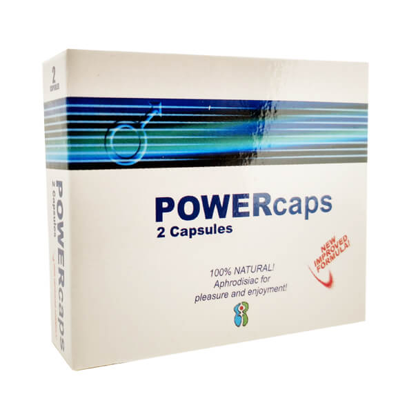POWER CAPS (2 UN)